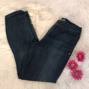 Joe's Jeans The Legging Size S on dark wash